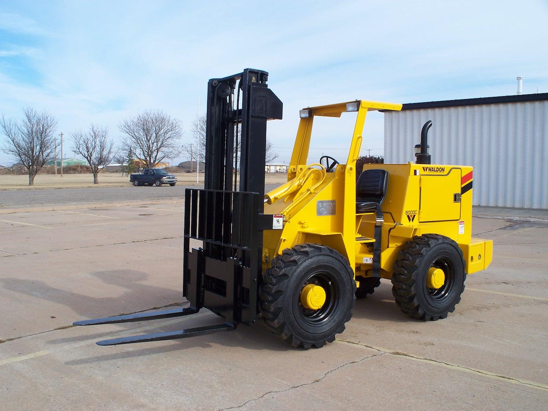Waldon 6000C Forklift