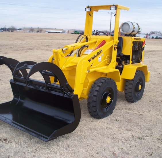 Compact / Industrial loaders and forklifts • Waldon Equipment